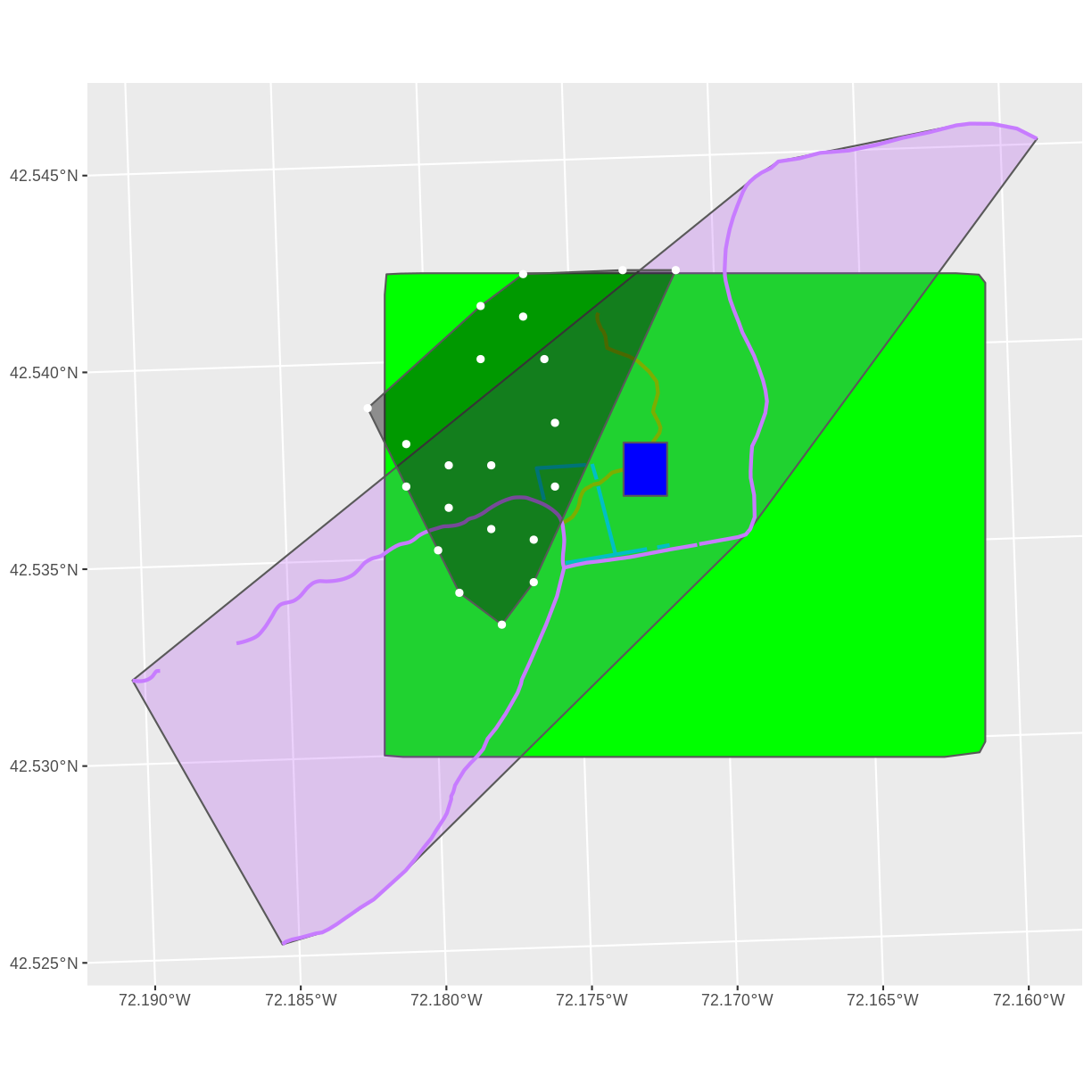 Introduction to Geospatial Raster and Vector Data with R
